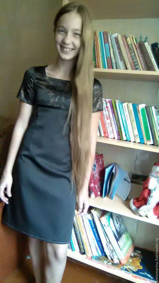Одежда для девочек, ручной работы. Ярмарка Мастеров - ручная работа. Купить школьная форма для девочки, платье повседневное, платье на каждый день. Handmade.