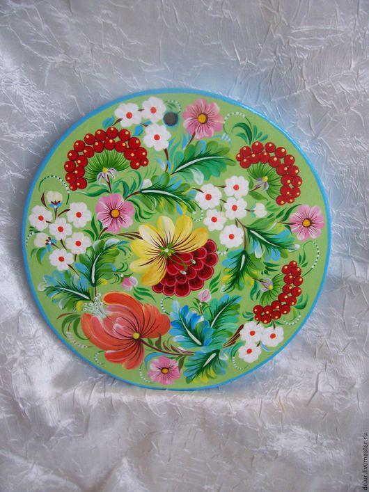 Кухня ручной работы. Ярмарка Мастеров - ручная работа. Купить Украинская роспись. Handmade. Комбинированный, яркий акцент