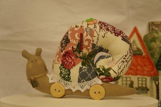 Игрушки животные, ручной работы. Ярмарка Мастеров - ручная работа. Купить улитка. Handmade. Интерьерная игрушка, подарок, подарок женщине