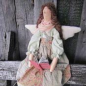 Куклы и игрушки ручной работы. Ярмарка Мастеров - ручная работа Унесенная ветром. Феечка в стиле БОХО. Handmade.