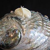 Косметика ручной работы. Ярмарка Мастеров - ручная работа Крем для лица с морскими водорослями, 50 мл. Handmade.