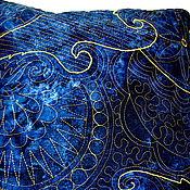 Для дома и интерьера ручной работы. Ярмарка Мастеров - ручная работа Стеганные подушки. Handmade.