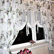 """Для дома и интерьера ручной работы. Ярмарка Мастеров - ручная работа Комплект для кухни """"Весна в Провансе"""". Handmade."""