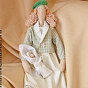 """Куклы и игрушки ручной работы. Ярмарка Мастеров - ручная работа Кукла Тильда """"Мамочка Адель"""". Handmade."""