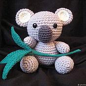 Куклы и игрушки handmade. Livemaster - original item Toy doll knitted. Handmade.