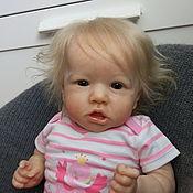 Куклы Reborn ручной работы. Ярмарка Мастеров - ручная работа Малышка из молда Саския. Handmade.