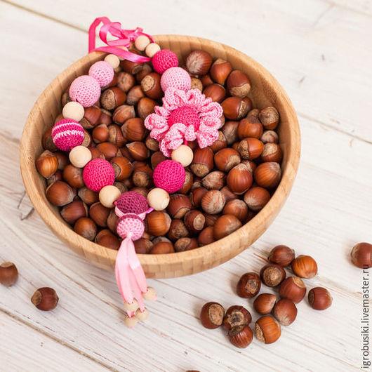 Слингобусы ручной работы. Ярмарка Мастеров - ручная работа. Купить Нежно-розовые слингобусы для малышки и ее мамы. Handmade. Розовый