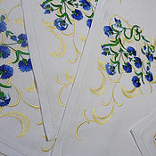 Для дома и интерьера ручной работы. Ярмарка Мастеров - ручная работа Набор салфеток. Handmade.