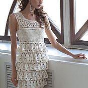 Одежда handmade. Livemaster - original item Author lace dress