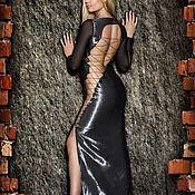 Одежда ручной работы. Ярмарка Мастеров - ручная работа Платье женское вечернее Natali. Handmade.