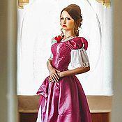 """Одежда ручной работы. Ярмарка Мастеров - ручная работа Корсетное платье """"Анжелика"""". Handmade."""