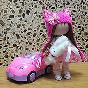 Куклы и игрушки ручной работы. Ярмарка Мастеров - ручная работа Куколка Майя.. Handmade.