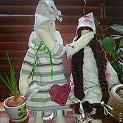 Куклы и игрушки ручной работы. Ярмарка Мастеров - ручная работа Сплюшки для Оли. Handmade.