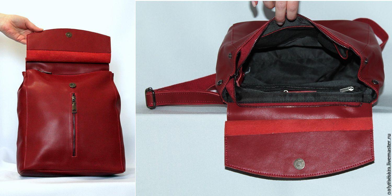 Кожаные рюкзаки трансформеры детские чемоданы для девочек барби