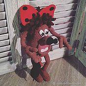 Куклы и игрушки handmade. Livemaster - original item in response to the. Handmade.