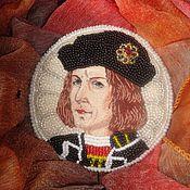 Картины и панно ручной работы. Ярмарка Мастеров - ручная работа Ричард III Йорк. Handmade.