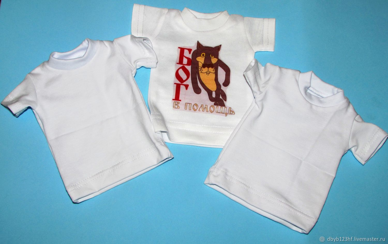 Mini t-shirts, T-shirts, Permian,  Фото №1