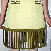 """Одежда ручной работы. Ярмарка Мастеров - ручная работа Платье из неопрена """"Загадка"""". Handmade."""