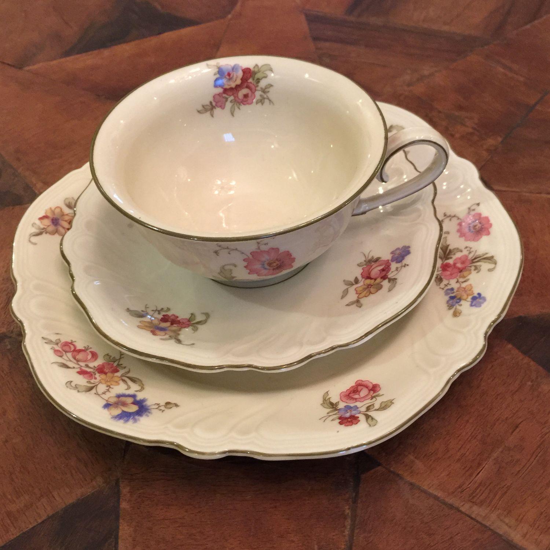 Rosenthal tea trio, Vintage mugs, Kaliningrad,  Фото №1