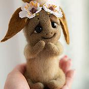 Куклы и игрушки handmade. Livemaster - original item Fluorite, felted toy. Handmade.