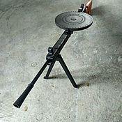 Куклы и игрушки ручной работы. Ярмарка Мастеров - ручная работа Пулемет Дегтярева в натуральную величину из фанеры. Handmade.