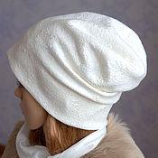 Аксессуары handmade. Livemaster - original item The hat felted. Knitted effect.. Handmade.