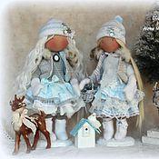 Куклы и игрушки ручной работы. Ярмарка Мастеров - ручная работа WINTER STORY... Коллекционные куклы. Handmade.