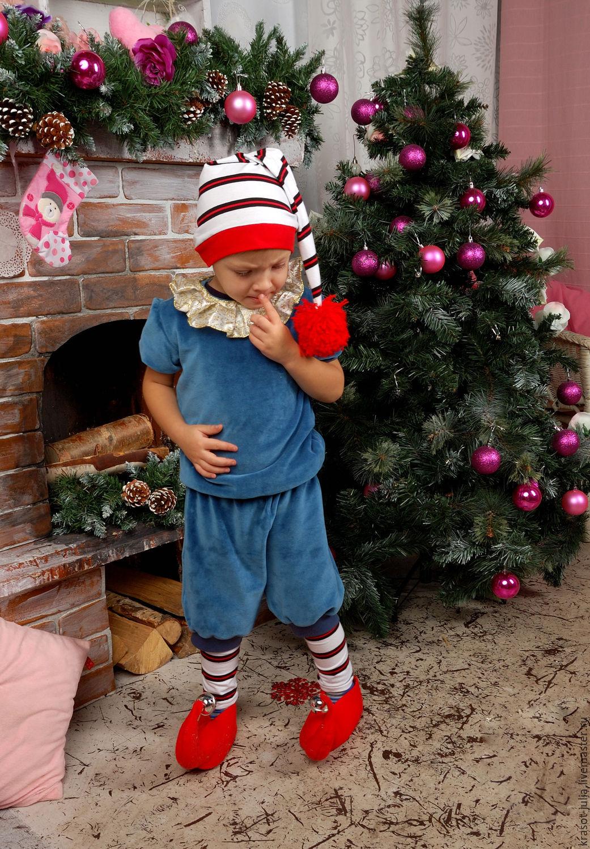 Костюм Гнома для мальчика, гномик, колпачок, карнавальный ... - photo#25