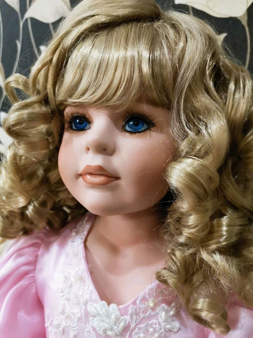 Виниловая кукла от Донны Руберт, Куклы и пупсы, Томск,  Фото №1