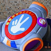 Работы для детей, ручной работы. Ярмарка Мастеров - ручная работа Помогатор рюкзак для мальчика (  в наличии). Handmade.