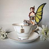 Куклы и игрушки handmade. Livemaster - original item tea fairy. Handmade.