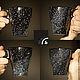 """Кружки и чашки ручной работы. Кружка с ручной росписью """"Звёздное небо"""". Ирина Котлярова. Ярмарка Мастеров. Кружка, краски по керамике"""