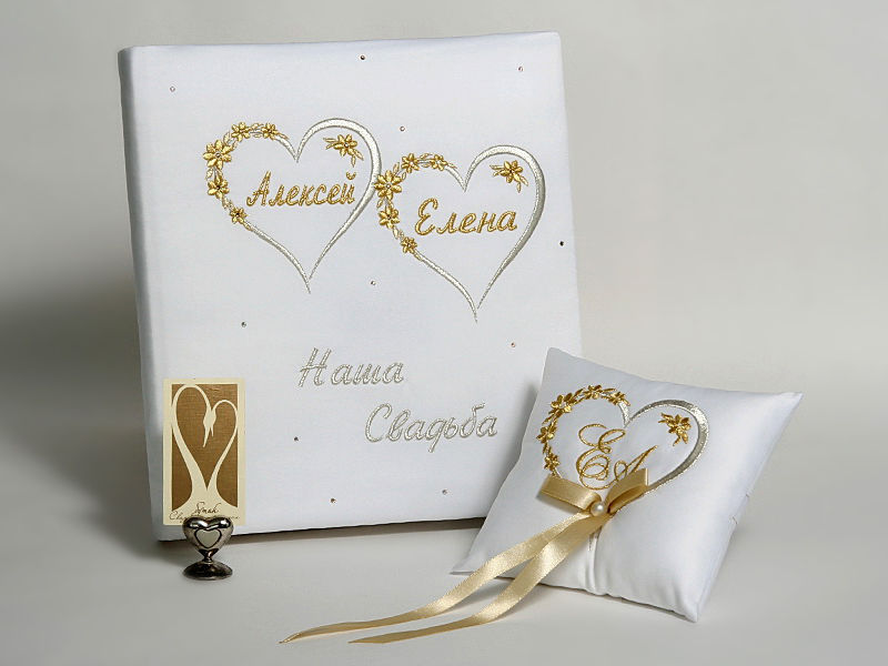 Personalized wedding albums, Sketchbooks, Moscow,  Фото №1