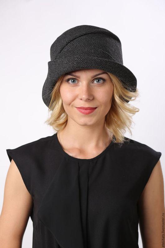 Шляпы ручной работы. Ярмарка Мастеров - ручная работа. Купить головной убор Агния. Handmade. Шляпа, шляпка женская