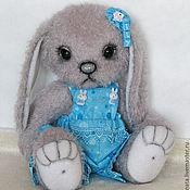 Куклы и игрушки handmade. Livemaster - original item Bunny Teddy Lily. Handmade.