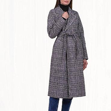 Одежда ручной работы. Ярмарка Мастеров - ручная работа Женское пальто на осень 29П. Handmade.