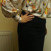 Одежда ручной работы. Ярмарка Мастеров - ручная работа Блузки рубашки женские. Handmade.