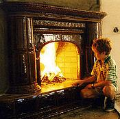 """Для дома и интерьера ручной работы. Ярмарка Мастеров - ручная работа Камин """"Уютный"""". Handmade."""