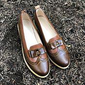 Обувь ручной работы handmade. Livemaster - original item Shoes Pumps