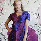 """Одежда ручной работы. Ярмарка Мастеров - ручная работа Платье-туника """"Венеция"""". Handmade."""