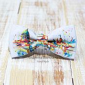 Аксессуары handmade. Livemaster - original item Bow tie Saint Petersburg. Handmade.