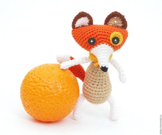 Вязаная игрушка, вязаная лиса, рыжая лиса, лиса из шерсти, лиса игрушка для детей, игрушка ручной работы, лиса, лиса вязаная, лиса игрушка, игрушка лиса, лисичка, лиса в подарок, лиса сувенир, лиса