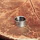 """Кольца ручной работы. Ярмарка Мастеров - ручная работа. Купить кольцо """"Фактура четыре"""", серебро. Handmade. Серебряный, кольцо из серебра"""