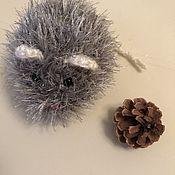 Мягкие игрушки ручной работы. Ярмарка Мастеров - ручная работа Мягкие игрушки: Мышка. Handmade.