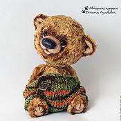 Куклы и игрушки ручной работы. Ярмарка Мастеров - ручная работа Мишутка Гоша. Handmade.