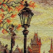 Картины и панно ручной работы. Ярмарка Мастеров - ручная работа Прага. Handmade.