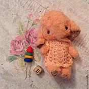 Куклы и игрушки ручной работы. Ярмарка Мастеров - ручная работа Печенька клубничная. Handmade.