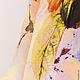 """Костюмы ручной работы. Комплект""""Цветущая магнолия"""". Анна и Алексей Бородулины (BORODULINS-Russ). Ярмарка Мастеров. Красивое платье, хлопок"""