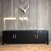 Для дома и интерьера handmade. Livemaster - original item Dresser PARLIAMENT.. Handmade.