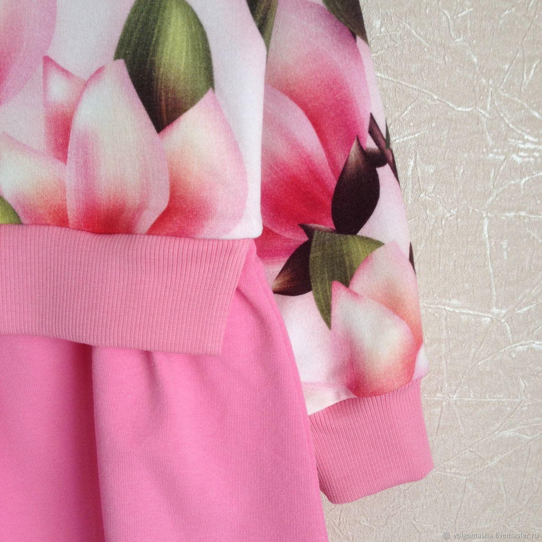 """Платье для девочки """"С секретом)"""""""